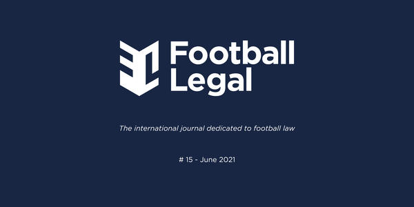 The 15th edition of the Football Legal Journal is out!