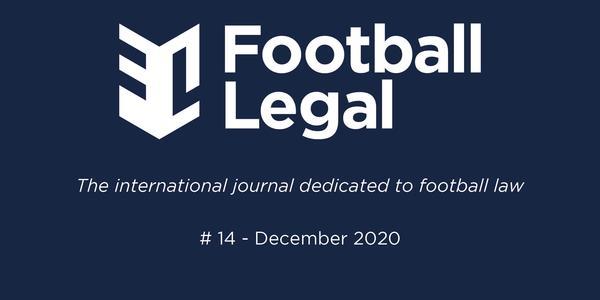 The 14th edition of the Football Legal Journal is out!