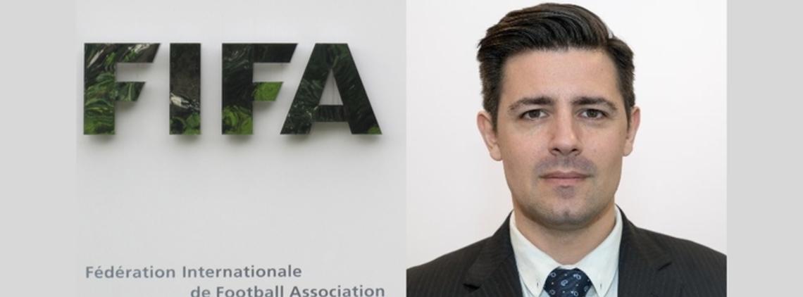 James Kitchingappointed Director of Football Regulatory at FIFA