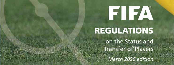 FIFA RSTP - Ed March 2020