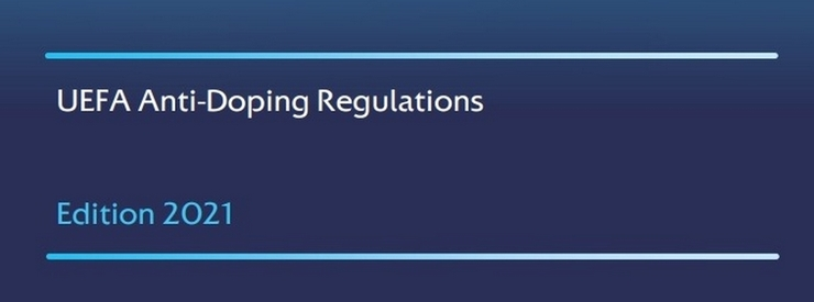 2021 edition of the UEFA Anti-Doping Regulations