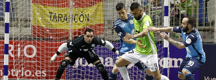 The Spanish Futsal Cup tested a referee assistance video system