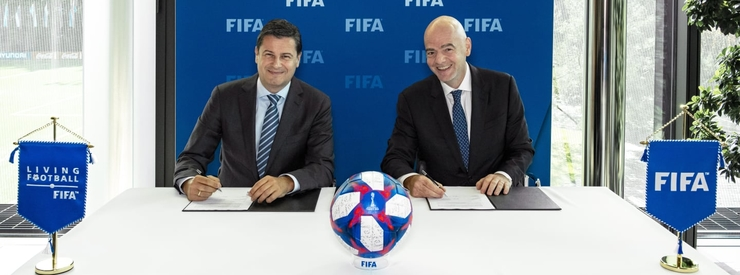 FIFA and the World Leagues Forum Sign Cooperation Agreement