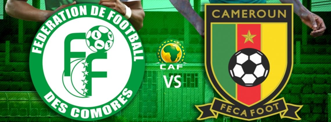 Comoros FA seizes CAS regarding AFCON 2019