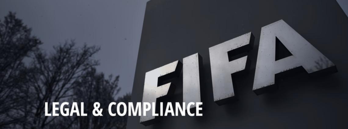 FIFA Modernizes its Legal Website