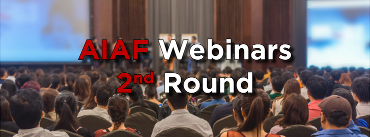 AIAF Webinars: Ensuring Legal Certainty For Today's And Tomorrow's Football