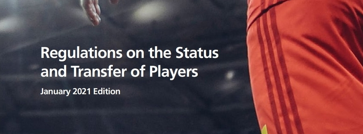 FIFA RSTP - Ed January 2021 and Procedural Rules
