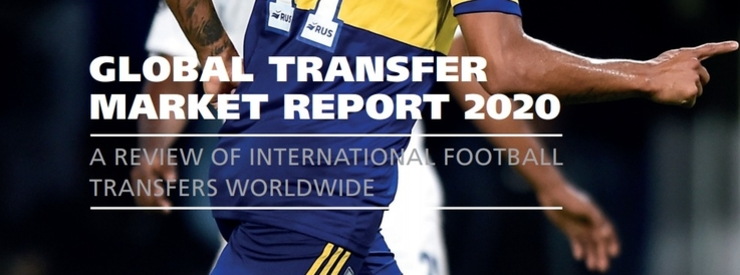 FIFA Publishes 2020 Global Transfer Market Report