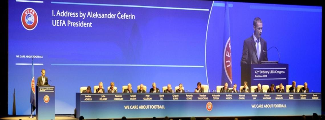 UEFA Postpones Its Executive Committee Meeting to 17 June 2020