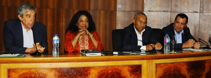 Fatma Samoura Begins Role as FIFA General Delegate for Africa