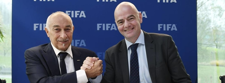 FIFA and FIFPRO to provide financial support to professional footballers