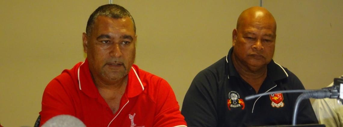 FIFA Bans JohnWesley Gonjuan