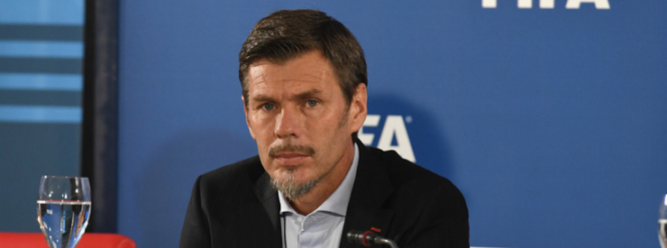 Zvonimir Boban Leaves FIFA