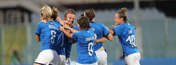 Italy's female football falls under the scope of the FIGC