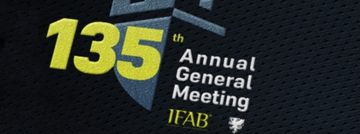 The IFAB Clarifies Handball Law and Confirms Decision on Concussion Substitute Trials