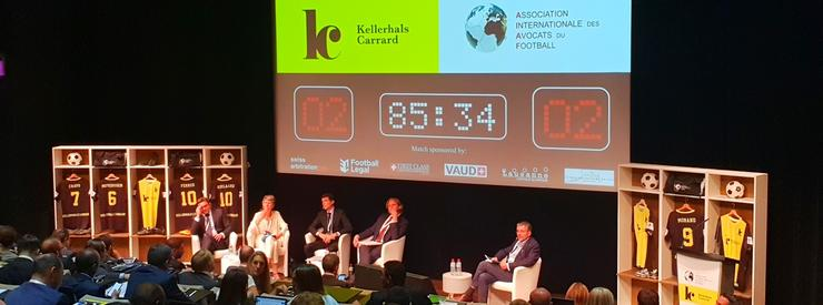 AIAF held its 6thAnnual Congress in Lausanne