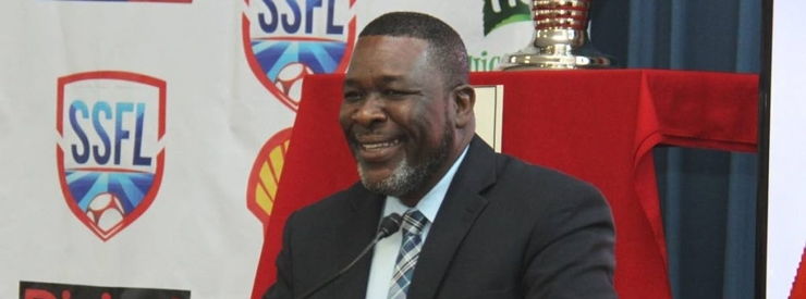 William Wallace Elected President of the Trinidad and Tobago Football Association