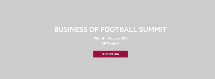 Business of Football Summit 2021