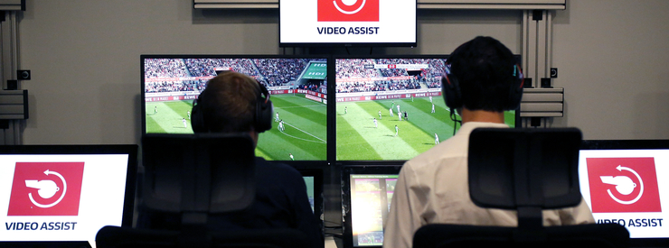 First experiences with the Video Assistant Referee in Germany