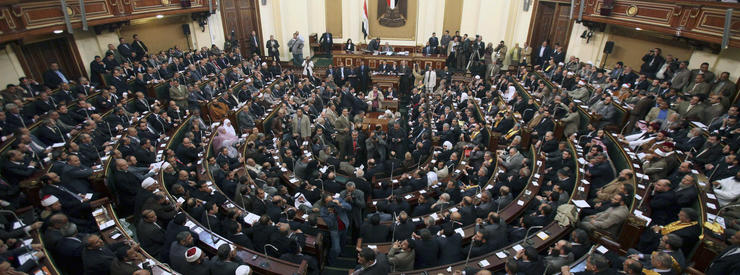 A new Egyptian Sports Law approved by the Egyptian Parliament