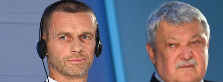 UEFA Elections: Candidates announced