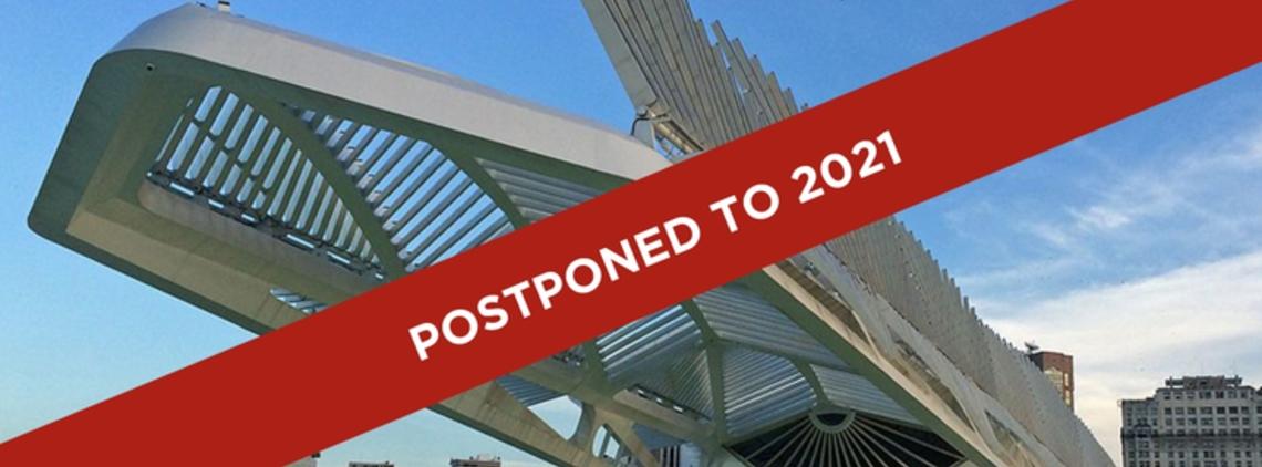 Postponement of the 8th AIAF Congress in RIo de Janeiro