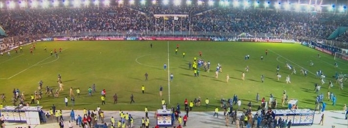 CAF Sanctions Sudanese ClubAl Hilal over Crowd Disturbance