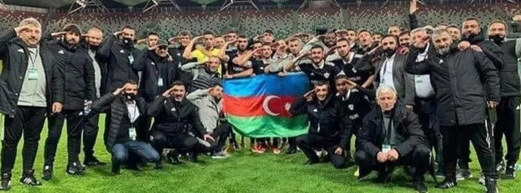 UEFA Reprimand Azerbaijani club due to non-sporting incident