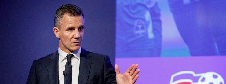 Guðni Bergsson re-elected as President of the Football Association of Iceland