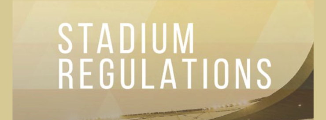 AFC Stadium Regulations