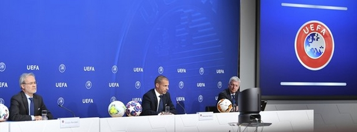 UEFA Unveils Competitions Decisions