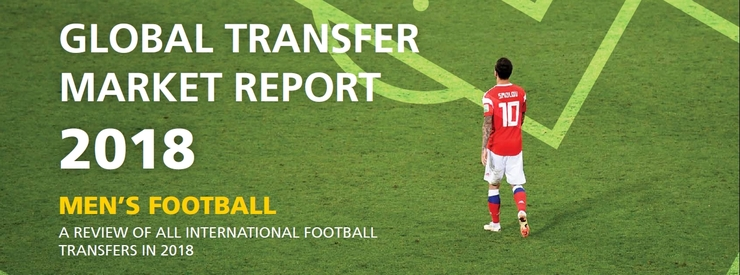 FIFA Publishes Global Transfer Market Report 2018