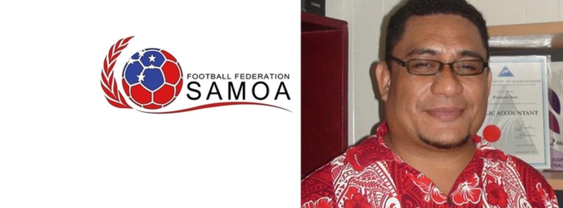 Folototo Seve Appointed CEO of the Football Federation Samoa