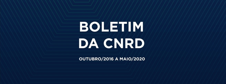The Brazilian CNRD Publishes its First Bulletin