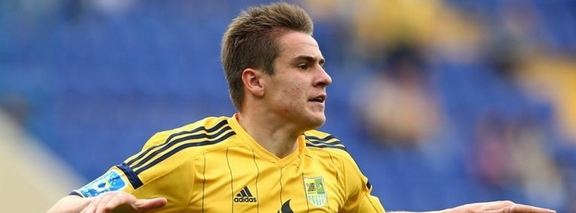 Doping: UEFA Confirms Artem Biesiedin's ban