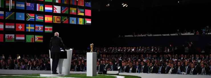 The 70th FIFA Congress will take place as an online event