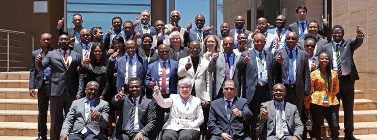 New FIFA Regional Development Office opens in South Africa