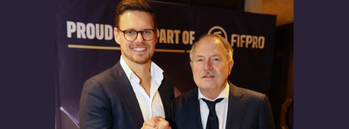 FIFPRO appoints Jonas Baer-Hoffmann as New General Secretary