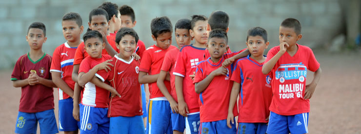 Minors in Football - South America