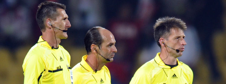 Brazilian assistant referee's lawsuit related to the use of his image by broadcasters rejected by the Brazilian Courts