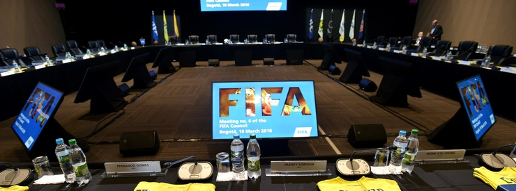 FIFA Makes Public the Agenda for its 13th Council Meeting