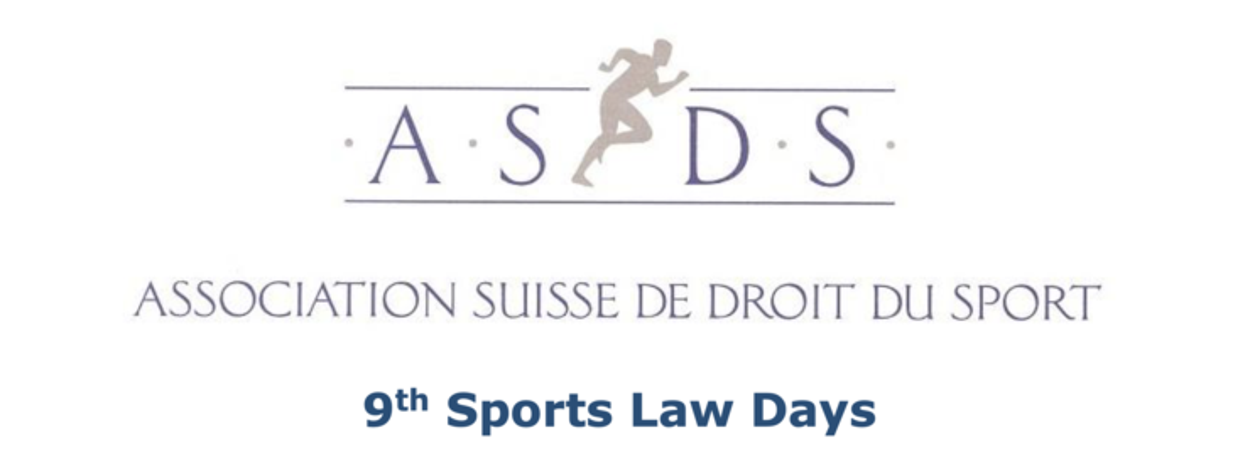 9th ASDS Sports Law Days