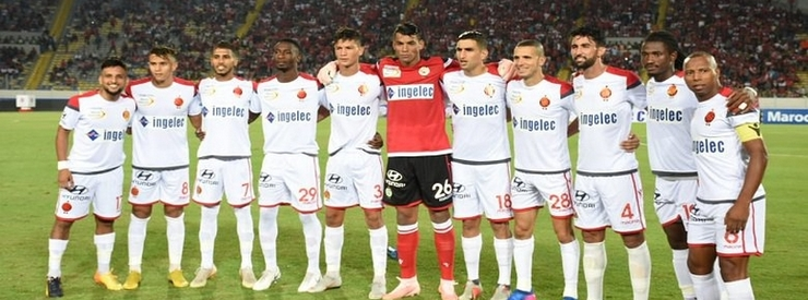 CAF Rejects Wydad's Appeal