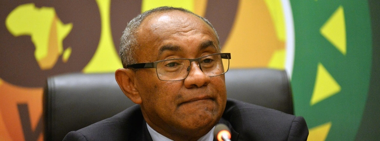 CAF President Ahmad Ahmad banned for 5 years!