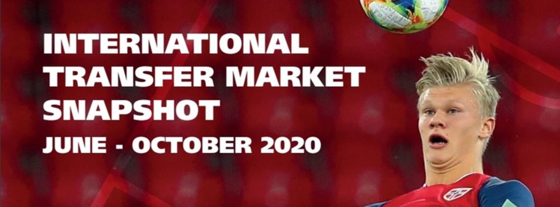 FIFA International Transfer Market Snapshot: June-October 2020 edition