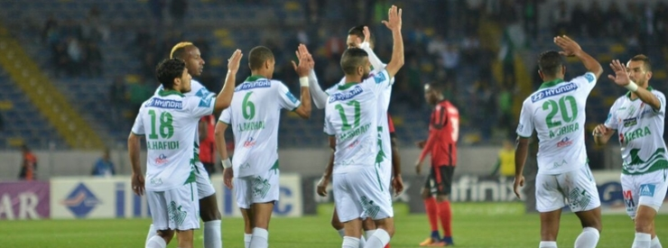 Raja Casablanca's Mouhcine Iajour suspended by CAF for violent behaviour