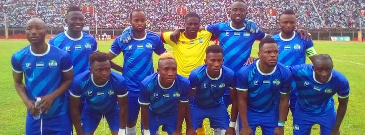CAF disqualifies Sierra Leone from the 2019 African Cup of Nations