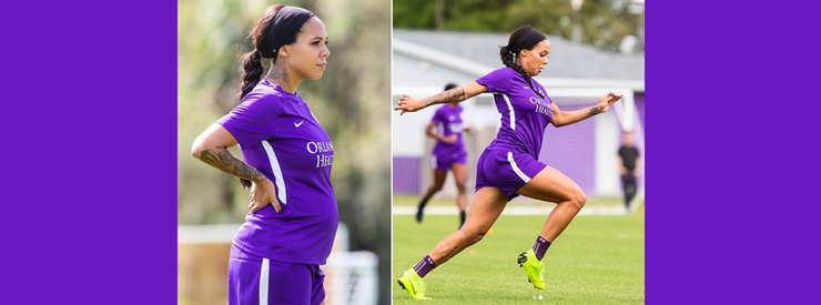 New CBA for Women's Football Players: Pregnancy Rights