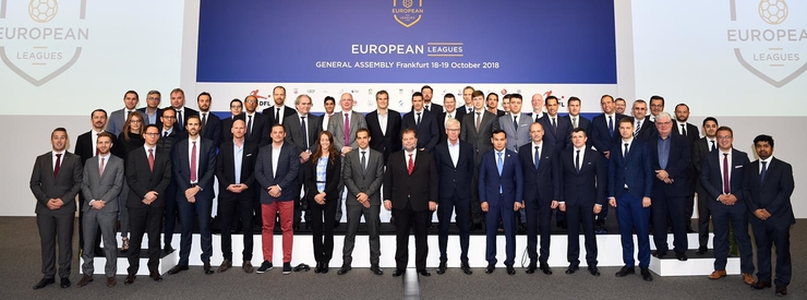 European Leagues Present Proposals for UEFA Club Competitions