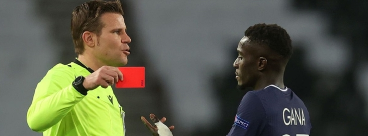 Champions League: UEFA sanctions PSG and its player Gana Gueye